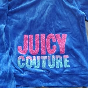 Juicy couture outfit RARELY worn